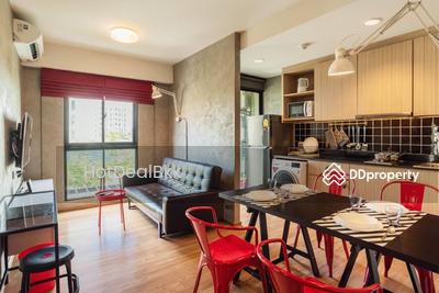 For Rent - For rent . . . Unio Sukhumvit72, 2bed, 1bath, 42sqm, 3rd flr
