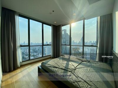 ให้เช่า - คอนโด 3 ห้องนอน ห้องมุม ชั้นสูง วิวสวย - ไฮด์ สุขุมวิท 13