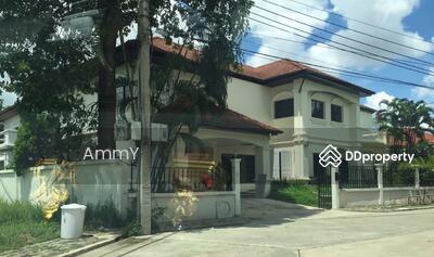 ให้เช่า - ให้เช่า บ้านเดี่ยว หมู่บ้าน นิชดาธานี แจ้งวัฒนะ ปากเกร็ด นนทบุรี ใกล้โรงเรียน ISB