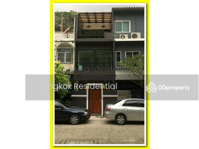 ขาย - 3 Bed Townhouse For Sale in Sukhumvit BR8709TH
