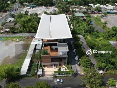 For Sale - ขายอาคารสำนักงาน 4 ชั้น พร้อมลิฟท์ 1ตัว เลียบด่วนเอกมัย-รามอินทรา