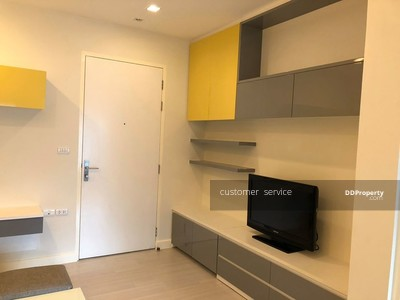 For Rent - CRP-S8-CD-631676  For Rent  The Room Ratchada-Ladprao 40 sq. m. , 1 bed 1 bath, near MRT Lat Phrao Station