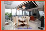 ขายคอนโด The Bangkok Sathorn 120. 52 ตร. ม. แบบ Duplex 1 นอน 2 น้ำ ชั้น 41+42  ติด BTS สุรศักดิ์