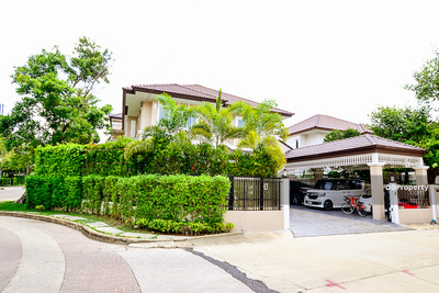 For Sale - ขาย บ้านเดี่ยว เดอะเซนโทร รัตนาธิเบศร์ นนทุบรี The Centro Rattanatibet หลังมุม บ้านสวย ต่อเติมแล้วพร้อมอยู่