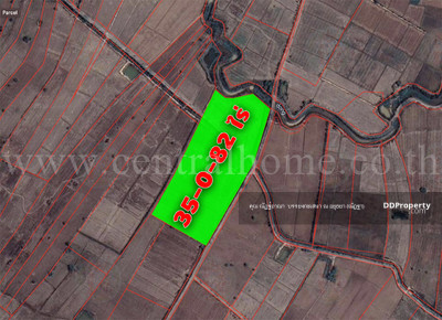 For Sale - ที่ดิน 35-0-82 ไร่ อำเภอ ขาณุวรลักษบุรี กำแพงเพชร ราคาถูก