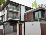 FOR SALE Brand New Luxury 3-Storey house in PRIDI. บ้านใหม่หรูหรา 3 ชั้นปรีดี (Property ID: SPSCS077)