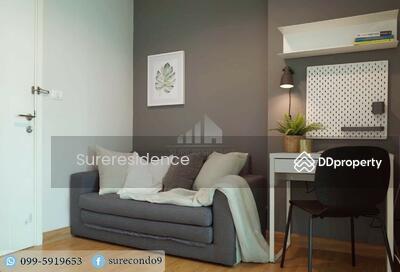 For Rent - RENT ให้เช่า 1 ห้องนอน Aspire Rama 4 099-5919653