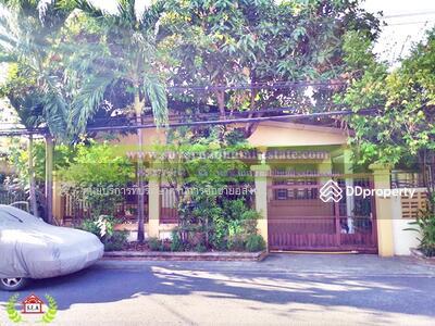 ขาย - ขาย บ้านเดี่ยว ชั้นเดียว 54 ตารางวา หมู่บ้าน ภานุช ซอย ประชาราษฎร์บำเพ็ญ 28