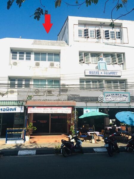 ขายทาวเฮาส์ 3 ชั้น ในใจกลางของเมืองหัวหิน เพียงแค่ 300 ม จากตลาด night market #76172190