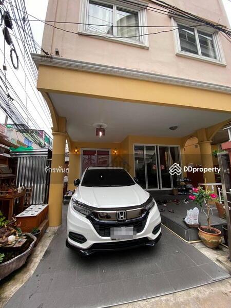 ขายบ้าน ห้วยขวาง ใกล้รถไฟฟ้า MRT แบบเดินถึง 3 ชั้น 4 ห้องนอน หลังมุม ปรับปรุงใหม่ สวยเกินราคา #76265148