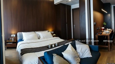 For Rent - (For Rent) Ashton Chula-Silom, 34. 5 sq. m. , 1 bedroom, fully furnished and electrical appliances. Rental price is only 32, 000, ready to move in.
