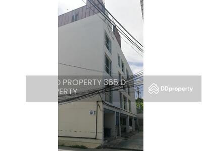 ขาย - ขาย / เช่า - อาคาร 5 ชั้น ติดถนนวิทยุ เนื้อที่ 115ตรว