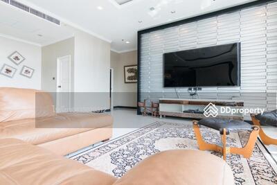 For Rent - Supalai Wellington II - 4 bed 250 sq, m. 19fl @LINE:0835029312