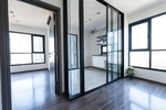 A brand new corner room, 30 Sq. m. , at The Base Park West for sale