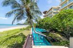 Luxury 3 Bedroom Beachfront Condo   RS147