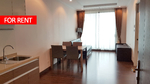 For Rent 1Bed/1Bath Size 51 sqm. (Located in Bangkok's CBD) 5 mins to St. Joseph Convent School And BNH Hospital