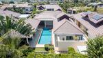 High Quality 5 Bedroom Living Area 465 Sqm Land Area 683 Sqm U-Shape Pool Villa Bali Style  Hua Hin