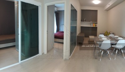 For Sale - 600007T Sale and for Rent 2 bedrooms Chapter One Eco Ratchada - Huaikwang