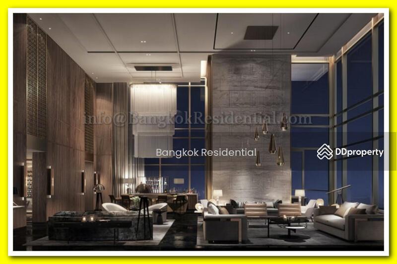 Four seasons private residences กรุงเทพ (โฟร์ซีซั่นส์ ไพรเวท เรสซิเด้นซ์ กรุงเทพ) #76834576