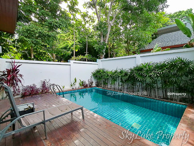 For Rent - For Rent - 2 Bedrooms 2 Bathrooms Private Pool Villa Near Big Buddha, Chalong Phuket VR25-CH0147