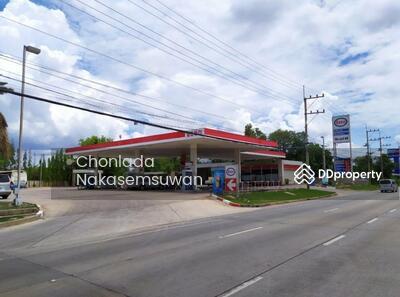 For Sale - Sell Petrol Station 17-2-24 Rai, Friendship-NongKhai road, Amphur Muang, Nakhon Ratchasima30000