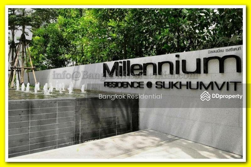 มิลเลนเนียม เรสซิเด้นส์ แอท สุขุมวิท คอนโดมิเนียม #77359402