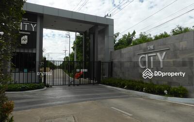 ขาย - ขายบ้านเดี่ยว พร้อมอยู่ The City Nawamin เดอะซิตี้ นวมินทร์ 61. 7 ตรว. กรุงเทพมหานคร