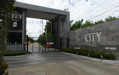 For Sale - ขายบ้านเดี่ยว พร้อมอยู่ The City Nawamin เดอะซิตี้ นวมินทร์ 61. 7 ตรว. กรุงเทพมหานคร