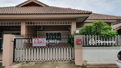 ให้เช่า - 5P0062 ให้เช่าบ้านแฝดชั้นเดียว  2 ห้องนอน 1 ห้องน้ำขนาด 30ตรว ราคา 9, 000/เดือน โซนหนองปรือ
