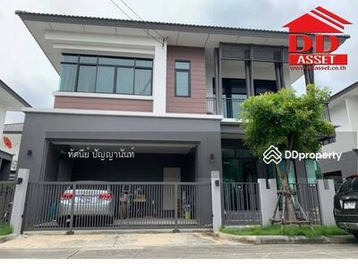 For Sale - ขาย หรือ ให้เช่า บ้านเดี่ยวโครงการ เอโทล จาวาเบย์ กิ่งแก้ว19