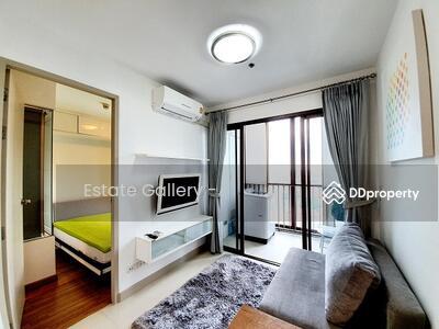 ให้เช่า - ให้เช่าห้องเพิ่งตกแต่งใหม่มีเครื่องซักผ้า ชั้น 18 Ideo Mix Sukhumvit 103 (2D)