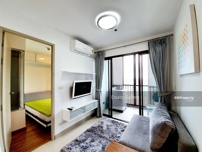 For Rent - For rent! Newly renovated unit with washing machine on 18th floor at Ideo Mix Sukhumvit 103