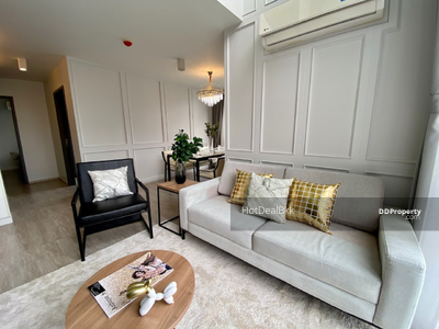 For Rent - For rent . . . Maestro 02 Ruamrudee, 3bed, 3bath, 88sqm, 7th flr
