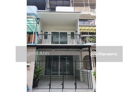 For Sale - For Sale TownHouse ขายทาวน์โฮม 4 ชั้น ใกล้ BTS เอกมัย 900 เมตร (PST Ann029)
