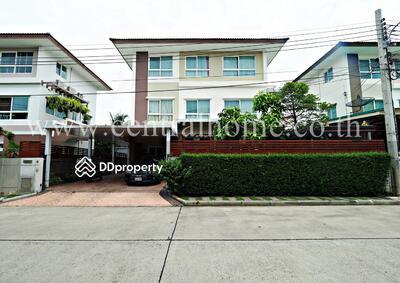 For Sale - บ้านเดี่ยว โครงการ คาซ่า พรีเมี่ยม ราชพฤกษ์ - พระราม 5