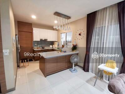 For Sale - ขายบ้านเดี่ยว The Primary Prestige รัชดา-รามอินทรา 4 ห้องนอน 4ห้องน้ำ