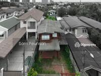 ขาย - ขายบ้านเดี่ยว 2 หลังพร้อมที่ดิน ซ. นนทบุรี12 แยก5