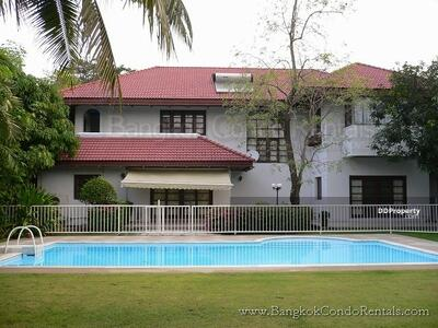 For Rent - BCR020343 - Single House for Rent in Bangna. - Bangna KM. 7