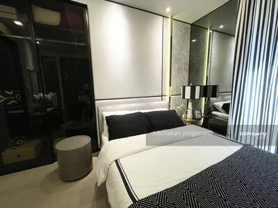 ขาย - ขาย/เช่า Ashton Asoke  สุขุมวิท 21 ติด BTS อโศก MRT สุขุมวิท 30 ตรม. 1 ห้องนอน ห้องสวยสุดๆ เหมือนในรูปเป๊ะๆ