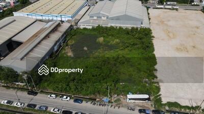 ให้เช่า - ขายและให้เช่าที่ดิน 3. 51 ไร่ ในสวนอุตสาหกรรมเทพารักษ์ จังหวัดสมุทรปราการ