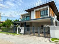 ขาย - ขายบ้านเดี่ยว บุราสิริ (สายไหม) บ้านใหม่ แปลงมุม 75. 7 ตร. วา. 4 ห้องนอน 4 ห้องน้ำ