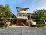 (R608)ขายบ้านเดี่ยว Grand Bangkok Boulevard 3 ชั้น ติดถนนใหญ่ (เกษตร-นวมินทร์) ราคา 17. 9 ล้าน