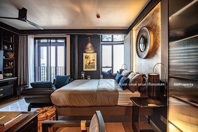For Rent - (For Rent) Ashton Chula-Silom, size 35. 5 sq. m. , 1 bedroom, fully furnished and electrical appliances. Rental price is only 38, 000 ready to move in.