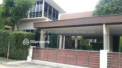 ขาย - BCR30912 - 5 bed Baan Mai Rom Ruean - Bangna