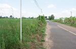 ที่ดินแปลงมุม เลิงนกทา ถนนชยางกูร ทำเลดีมาก ราคาถูกมากก