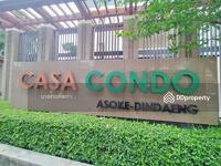 ขาย - ขาย คอนโด คาซ่า อโศก-ดินแดง ใกล้รถไฟฟ้า BTS อนุสาวรีย์ และ MRT พระราม 9 ราคาถูก