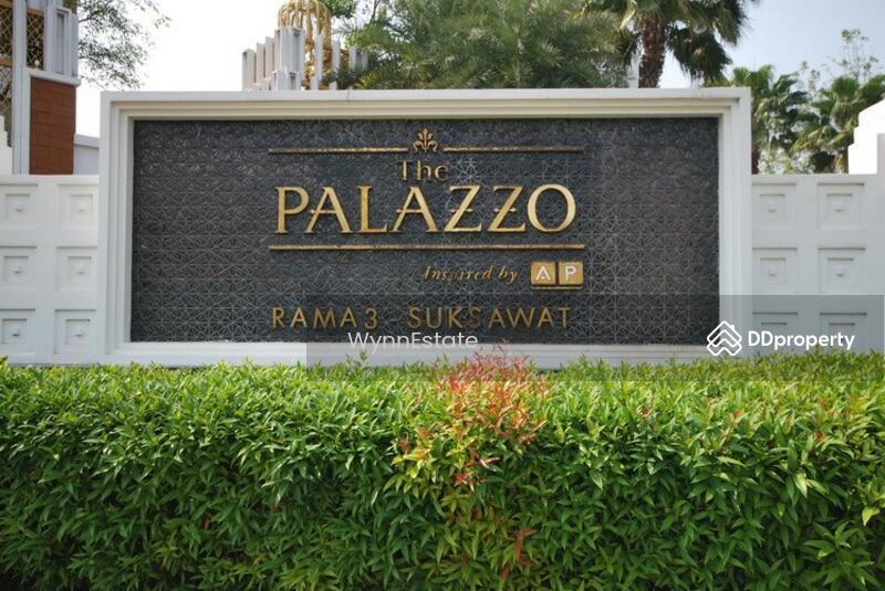 ขายบ้านเดี่ยวทำเลดี โครงการ เดอะ พาลาซโซ่ พระราม 3 สุขสวัสดิ์ 4 ห้องนอน 4 ห้องน้ำ 20 ล้านบาท #80161250
