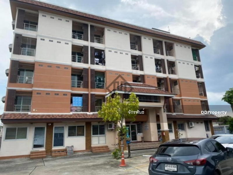 ขาย หอพัก อพาร์ทเมนท์ 5 ชั้น เสรีไทย 60 ห้อง ใกล้สถานีรถไฟฟ้าสายสีส้ม ผลตอบแทน 6% #78177056