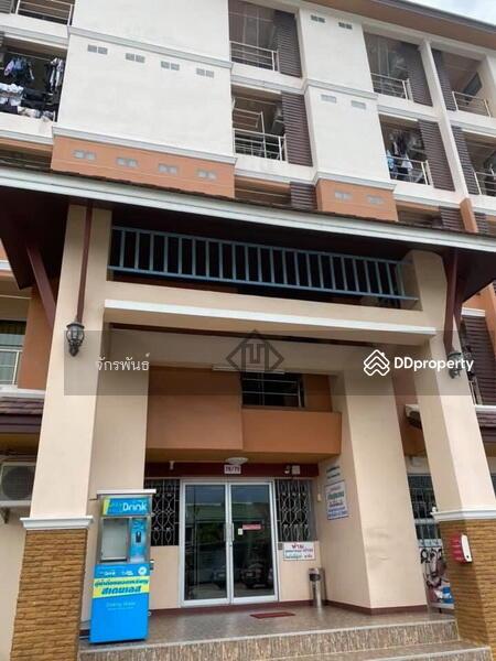 ขาย หอพัก อพาร์ทเมนท์ 5 ชั้น เสรีไทย 60 ห้อง ใกล้สถานีรถไฟฟ้าสายสีส้ม ผลตอบแทน 6% #78177058