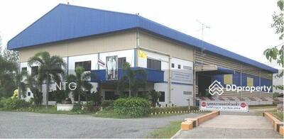 ขาย - SALE : ขายโรงงาน พร้อมที่ดิน 9-2-59 ไร่ ใกล้นิคมอุตสาหกรรมอมตะนครชลบุรี เฟส 10 (WS009)